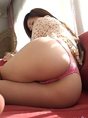 Asian babe Mrano is getting ready to go out tonight for a little gangbang fun